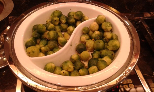 yummy brussell sprouts