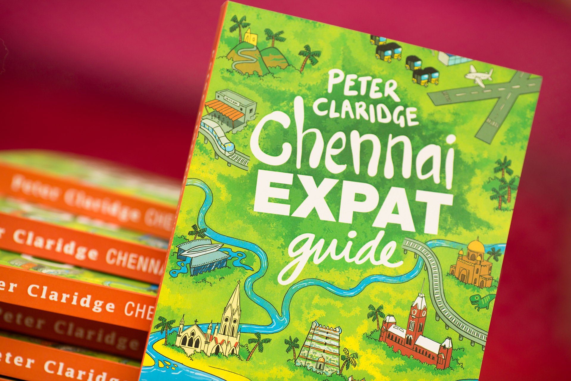 Chennai Expat Guide Launched!