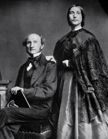 John Stuart Mill & Harriet Taylor Mill