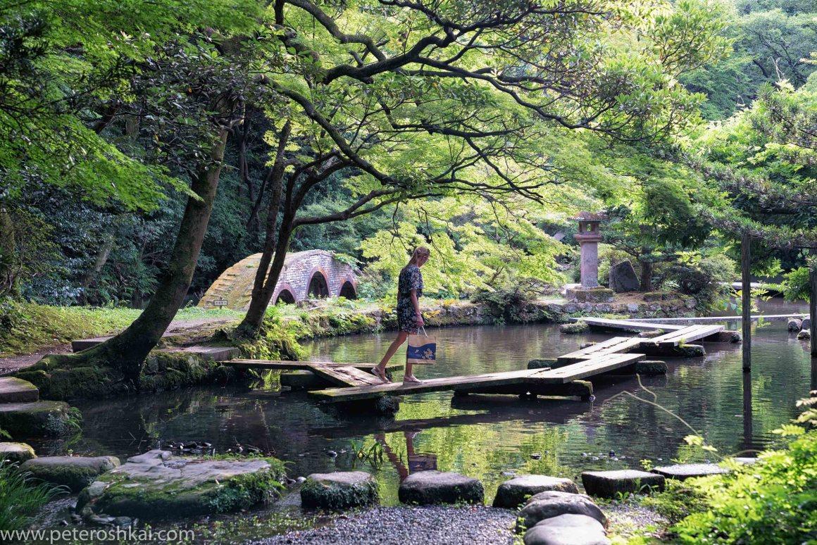Oyama Shrine. Kanazawa. Japan.