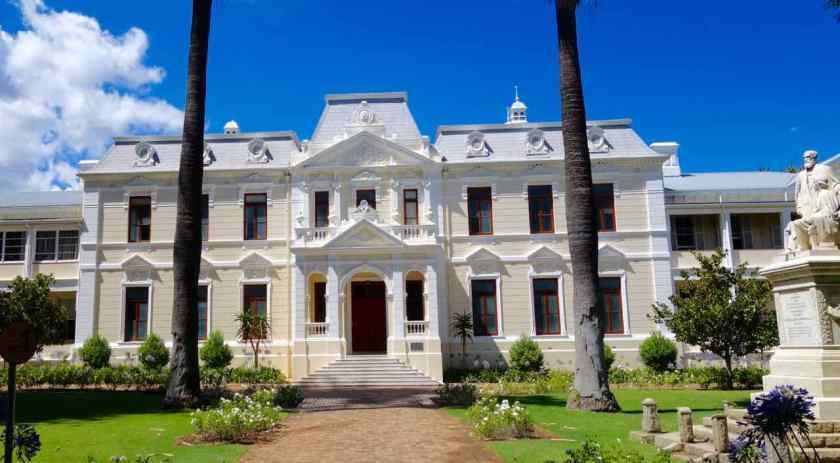 Stellenbosch Universität, Theologische Fakultät