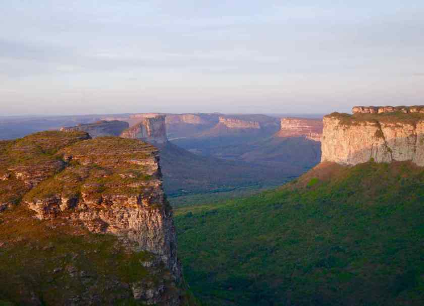 Brasilien, Morro do Pai Inacio in der Chapada Diamantina