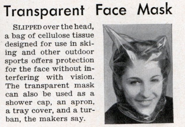 "Guess who! (Image from ""Popular Science"" Mar, 1940)"