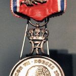 St. Olav's  Medal with Oak Branch - Wikipedia Creative Commons