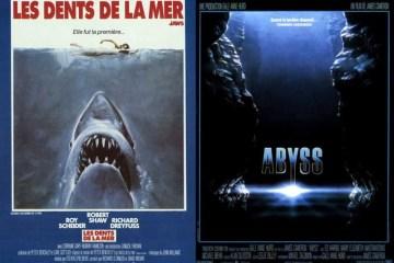 Les dents de la mer et Abyss. Deux films : deux fantasmes, deux peurs de l'inconnu ?
