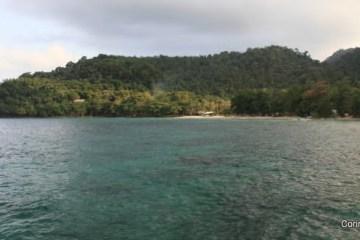 Gabang Beach, Pulau Weh. Sumatra, Indonésie, mars 2010.