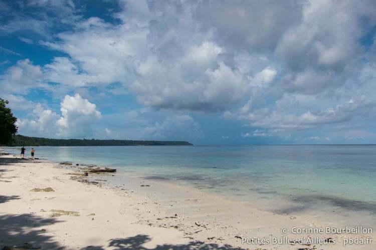 L'île de Kakaban. Bornéo, Indonésie. Juillet 2013.