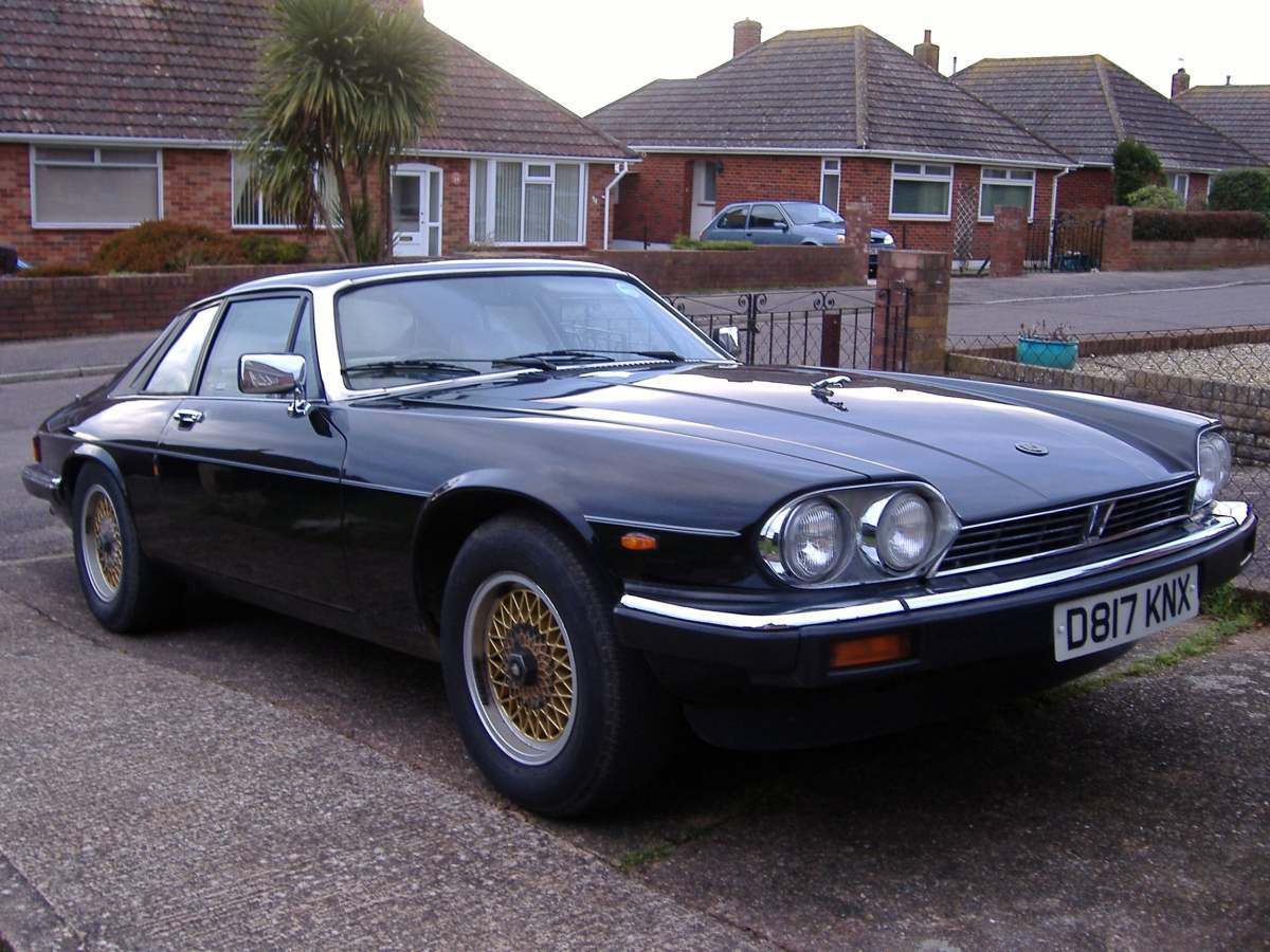Real World Reviews: Jaguar XJ-S V12
