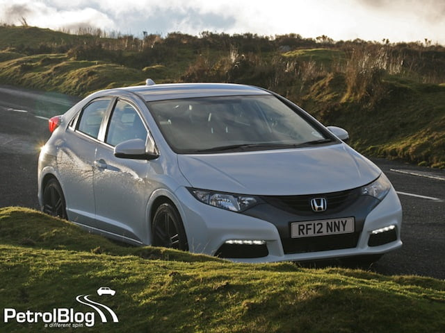 Surprise, surprise: Honda Civic Ti 1.8 i-VTEC