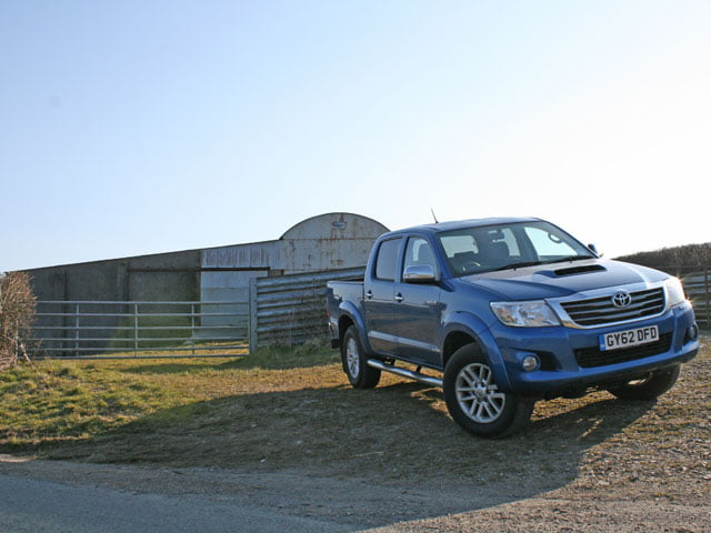 Toyota Hilux Invincible review