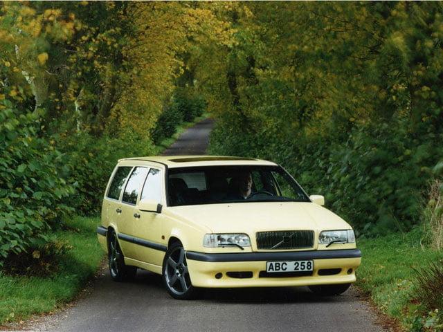 Gene Hunt: Volvo 850 T-5R