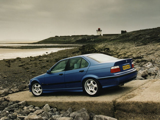 Gene Hunt: BMW E36 M3 Evo