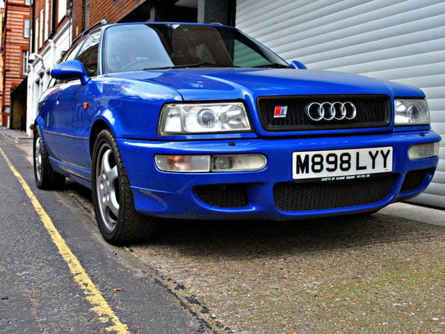 Gene Hunt: Audi RS2