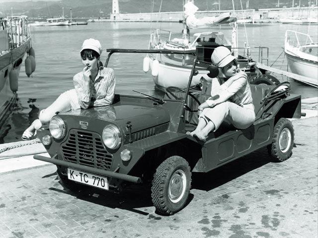 Original Mini Moke