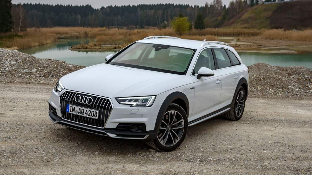 The quiet one: 2016 Audi A4 allroad quattro