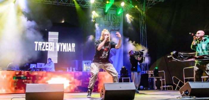 Polish Hip Hop Festival – gorąca atmosfera w zimnej aurze