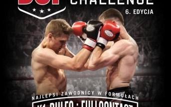 plakat DSF Kickboxing Challenge ikona