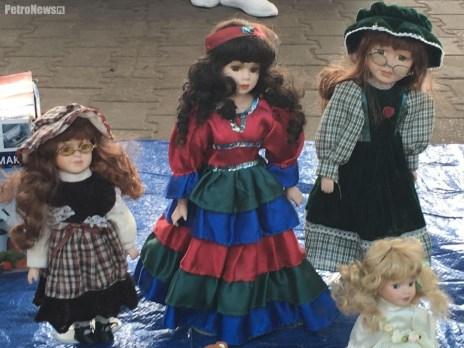 Lalki pani Elżbiety