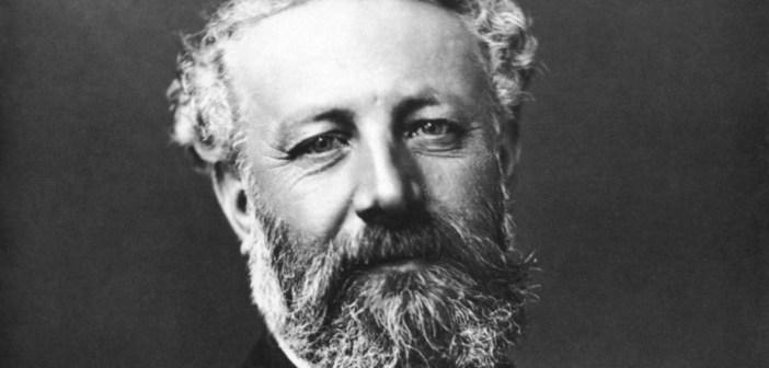 Zdjęcie Jules'a Verne'a wykonane przez Félixa Nadara, źródło: Wikipedia
