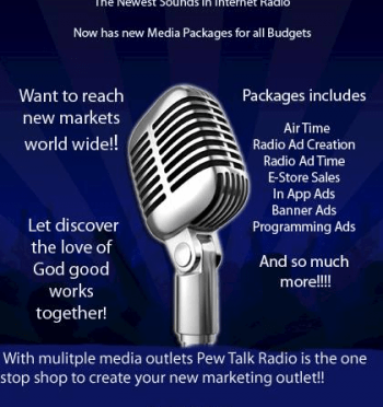 Pew Talk Radio 2016