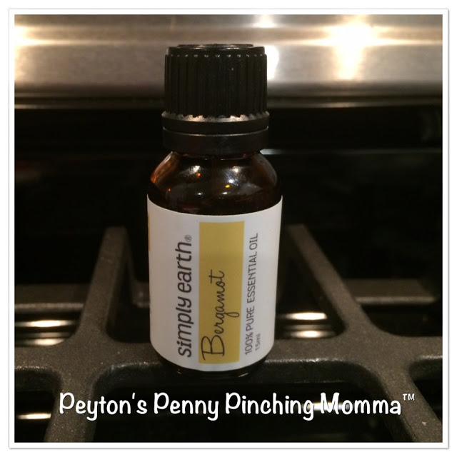 Simply Earth Bergamot Essential Oils