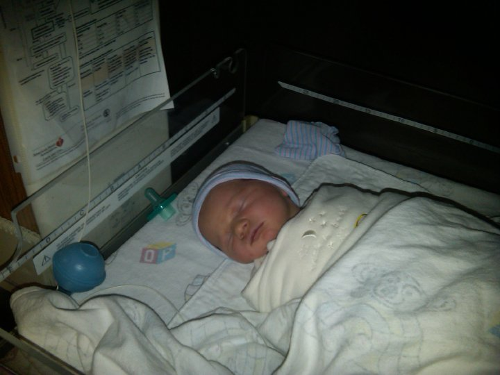 Peyton New born