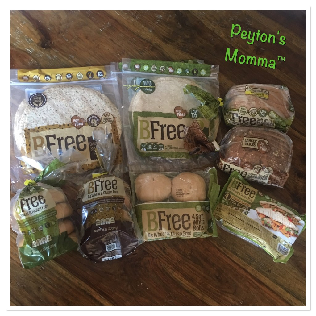 BFREE Wheat and Gluten Free Products