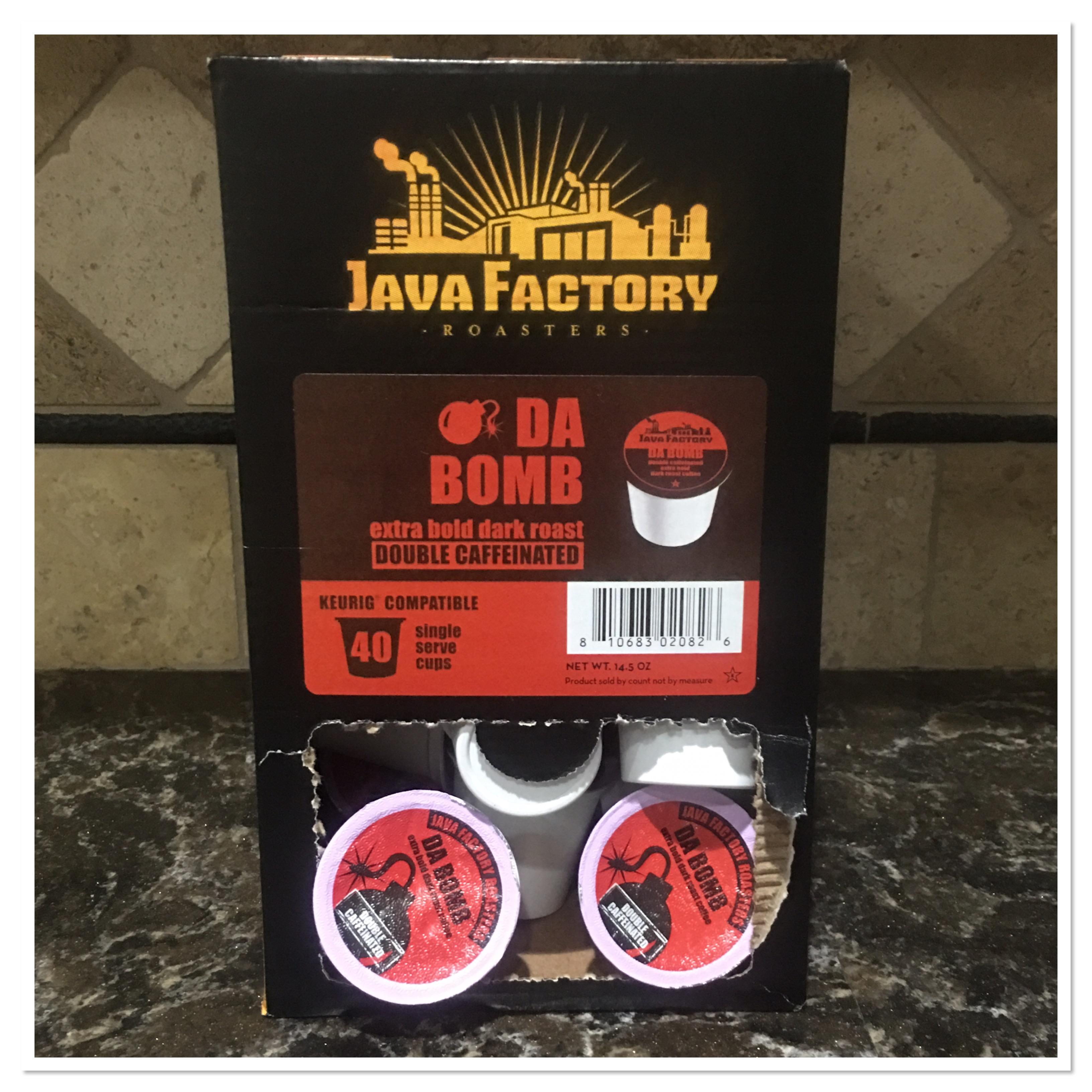 Da Bomb Coffee