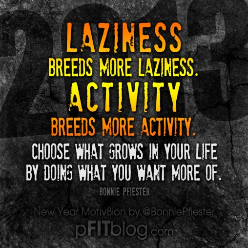 Laziness vs Activity