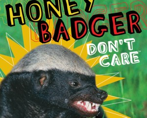 honey-badger-book