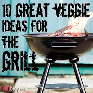 10 great veggie grillers