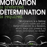 motivation is prferred