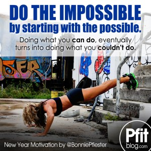 do the impossible