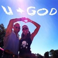 You + God