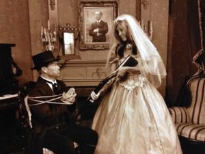 shot gun wedding