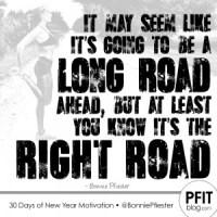 JAN 2: Encouragement for Long Road Ahead