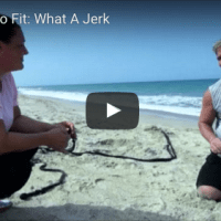 Fit To Fat To Fit: What a Jerk