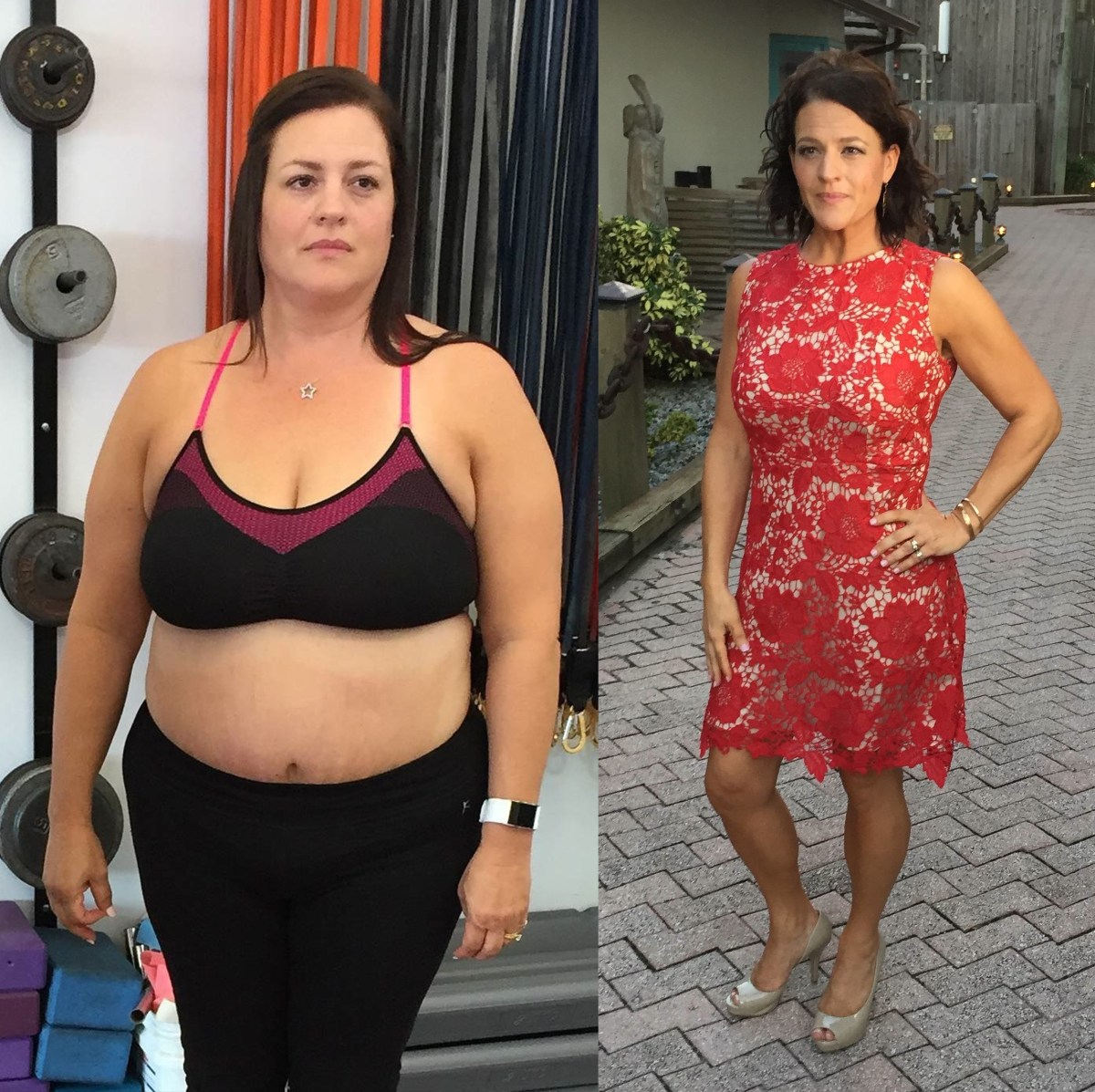 Fit To Fat To Fit: Tasha Talks Diet » PfitBlog
