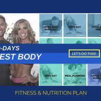 NEW! 30 Day Best Body Fitness & Nutrition Plan