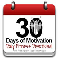 30 Days of Motivation: Your Daily Fitness Devotional