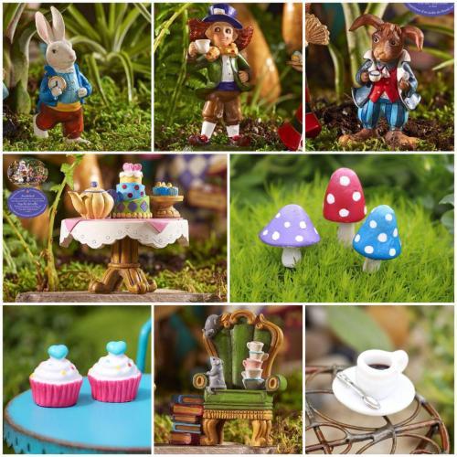 Medium Of Miniature Garden Kits
