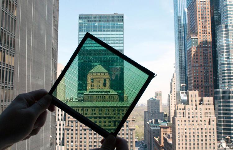 [新鮮事] 透明太陽能板,為生活帶來無限可能