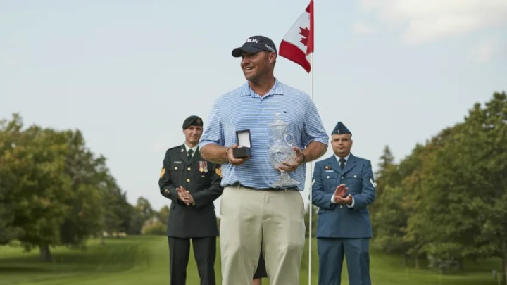 Mark Blakefield captured the National Capital Open to Support Our Troops by two shots (PGA TOUR)