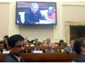 Sekretaris Pendeta Dr Olav Fykse Tveit berbicara pada pertemuan perubahan iklim di Vatican.