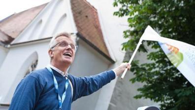 Rev. Dr Martin Junge