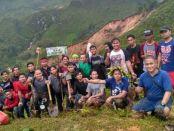 Pemuda Gereja Toraja peduli pelestarian alam