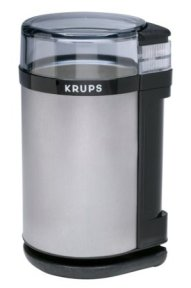 Krups Coffee Herb Spice Grinder is a good gift idea for foodies.