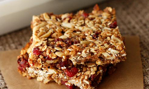 almond energy bars