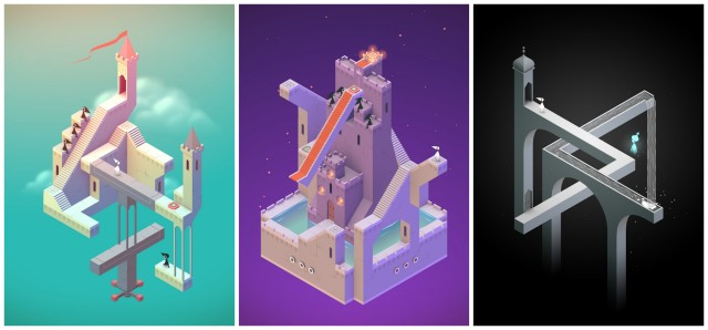 Monument Valley for Android screenshots