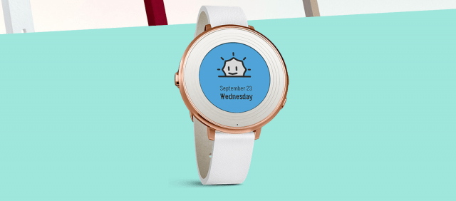 pebble time round hero